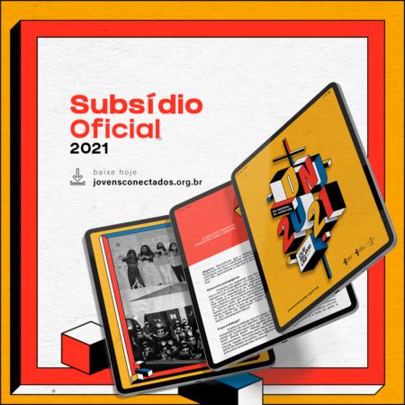 Faça o download do subsídio do DNJ 2021
